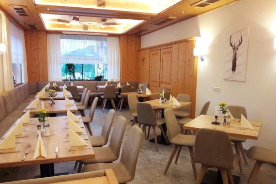 Restaurant in Forstau, Pongau