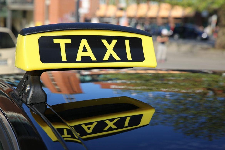 Anreise mit dem Taxi nach Forstau