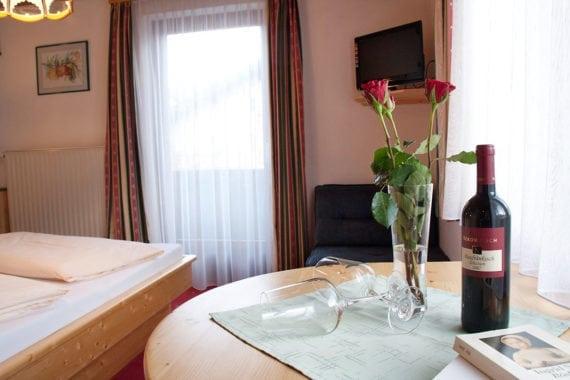 Doppelzimmer im Hotel & Gasthof Forstauerwirt in Forstau, Salzburger Land