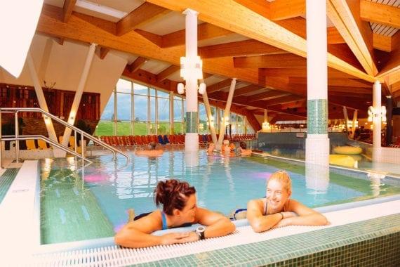 Relax-Becken - Erlebnis-Therme Amadé in Altenmarkt im Pongau