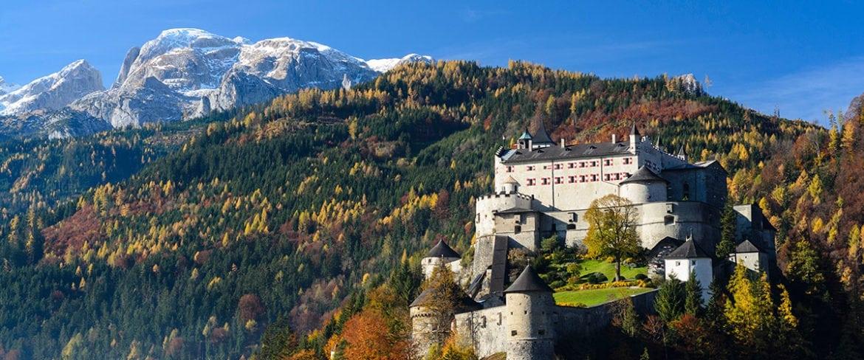 Burg, Ausflug, Festung