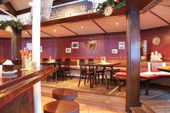 GKWs – Pub & Café in Forstau, Salzburger Land, Pongau