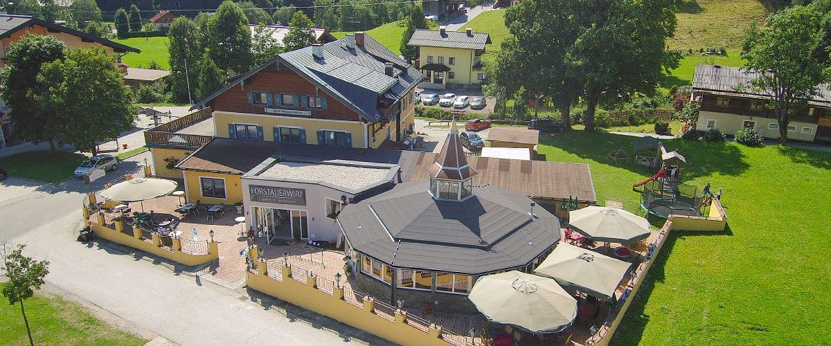 Hotel & Restaurant Forstauerwirt, Forstau