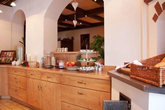 Frühstücksbuffet –Inklusivleistungen im Hotel & Gasthof Forstauerwirt, Forstau, Salzburger Land