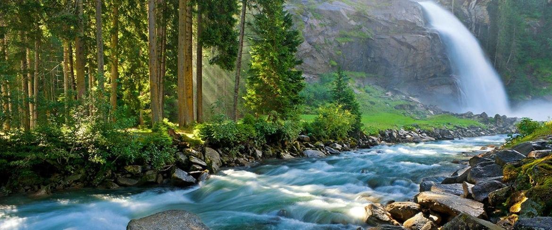 Wasser, Wasserfall, Natur, Ausflug