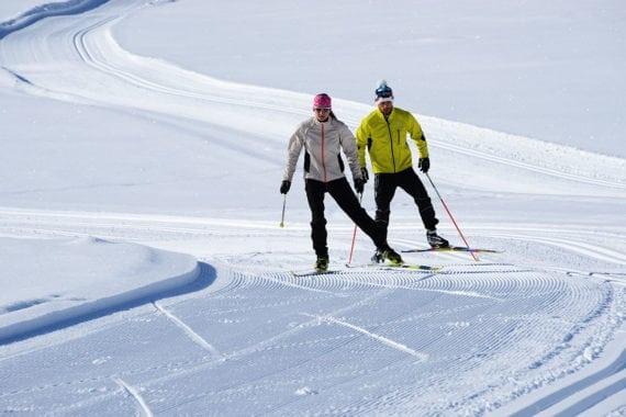 Langlaufen in Radstadt, Winterurlaub im Salzburger Land