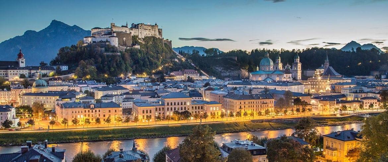 Salzburg, Stadt, Altstadt