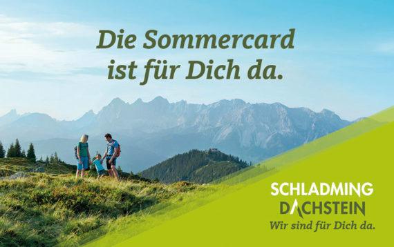 Schladming-Dachstein-Sommercard