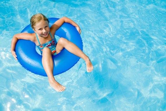 Schwimmen - Sommerurlaub in Forstau