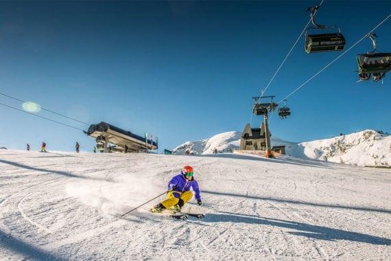 Skiurlaub auf der Reiteralm, Ski amadé