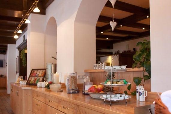 Verpflegung im Hotel & Gasthof Forstauerwirt in Forstau, Ski amadé