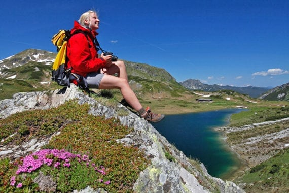 Wandern & Bergsteigen - Sommerurlaub in Forstau